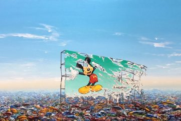 Turning the Concept of Disneyland on Its Head - Jeff GIllette in an Interview