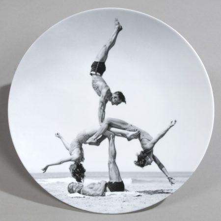 Jeff Koons-Acrobates-2001