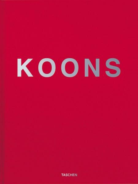 Jeff Koons-Art Book-