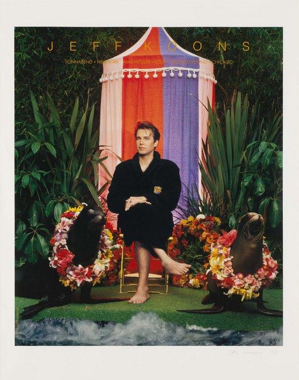 Jeff Koons-Art Magazine Ads-1989