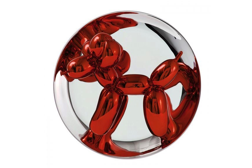 Balloon Dog (Red), 1995