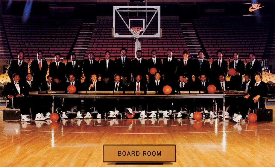 Jeff Koons-Board Room-1985