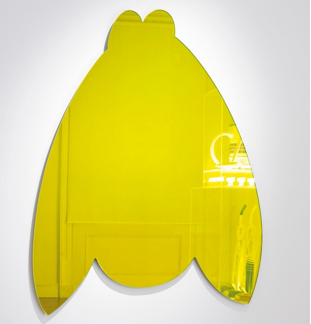 Jeff Koons-Donkey (Yellow)-1999