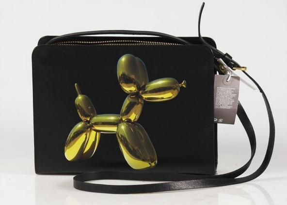 Jeff Koons-Fashion loves art Koons for H&M-2014