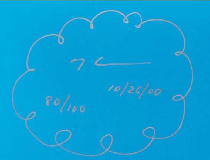 Jeff Koons-Flower-2000
