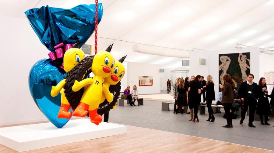 Gagosian Gallery - Jeff Koons