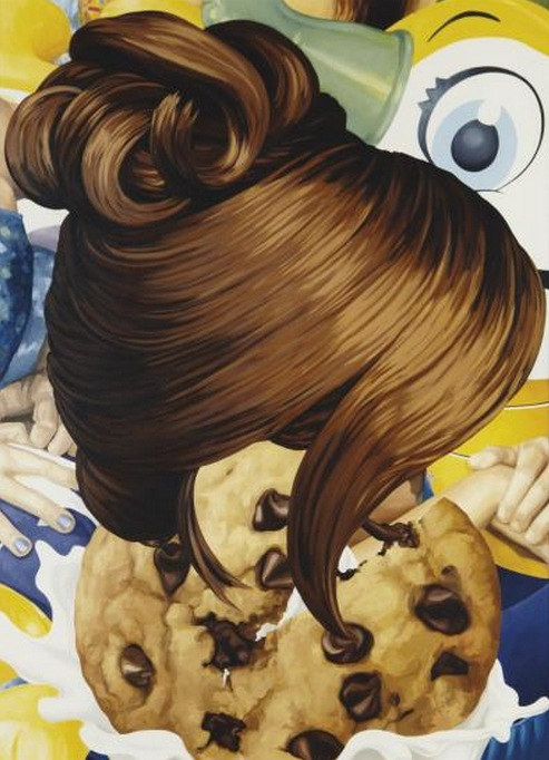 Jeff Koons-Hair-1999