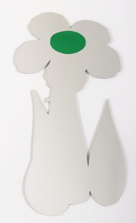 Jeff Koons-Inflatable Flower (Green)-2000