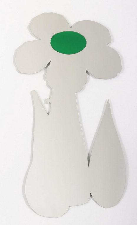 Jeff Koons-Inflatable Flower (Green)-2000
