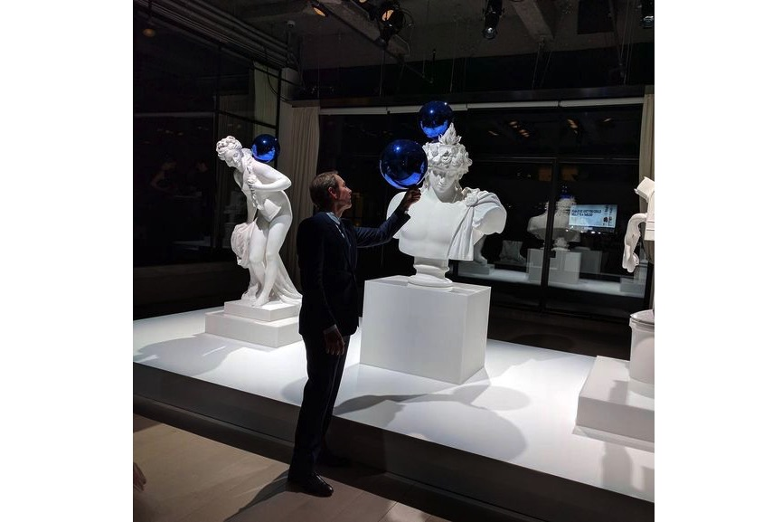 Jeff Koons Instagram
