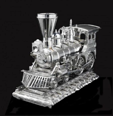 Jeff Koons-Jim Beam (J.B. Turner Engine)-1986