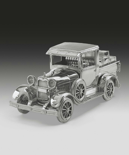 Jeff Koons-Jim Beam (Model A Ford Pick-Up Truck)-1986