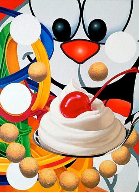 Jeff Koons-Loopy-2000