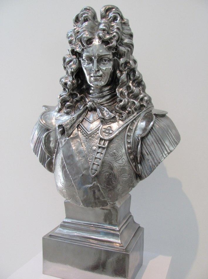Jeff Koons-Louis XIV-1986