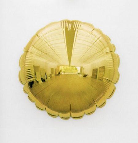 Jeff Koons-Moon (Yellow)-2000