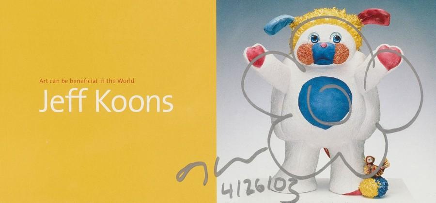 Jeff Koons-Popples-2003