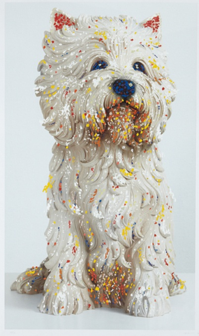 Jeff Koons-Puppy-1999