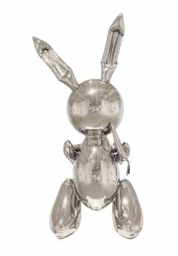 Jeff Koons-Rabbit-1993