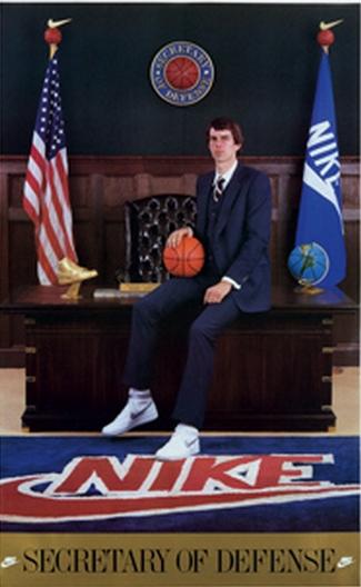 Jeff Koons-Secretary of Defense-1982