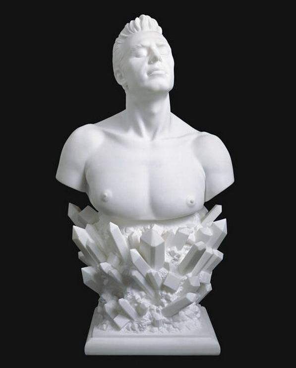 Jeff Koons-Self Portrait-1991
