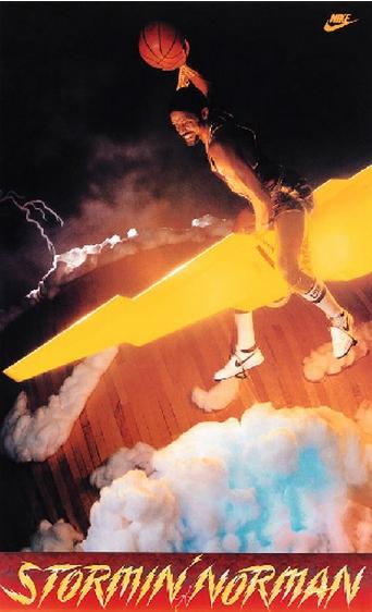 Jeff Koons-Stormin Norman-1985