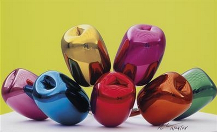 Jeff Koons-Tulips-2008
