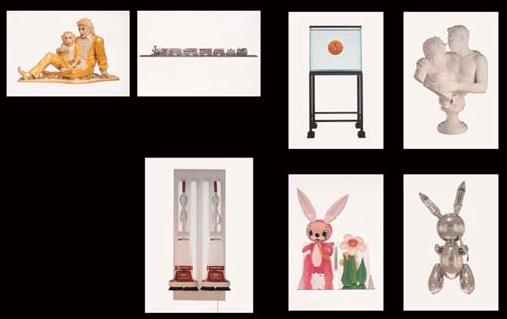 Jeff Koons-Untitled (Portfolio)-1995