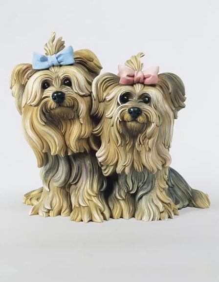 Jeff Koons-Yorkshire Terriers-1991
