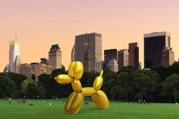 Snapchat Launches an AR Art Platform - with Jeff Koons!