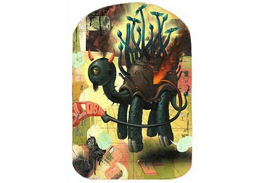 Jeff Soto - Turtle God