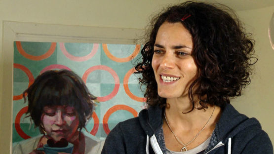 Jennifer Balkan, Artist, 2012, photo via vimeo.com