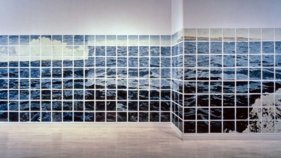 Jennifer Bartlett - Atlantic Ocean, 1984