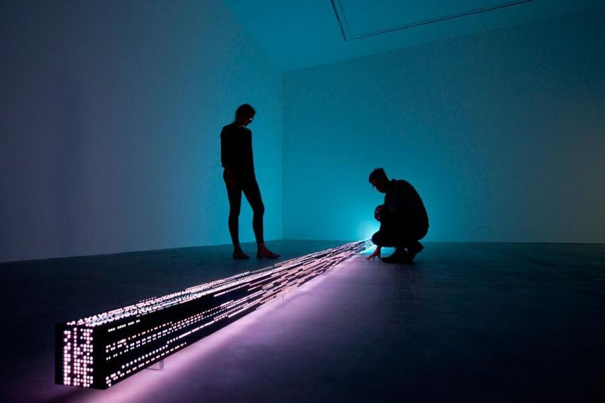 Jenny Holzer Installation View