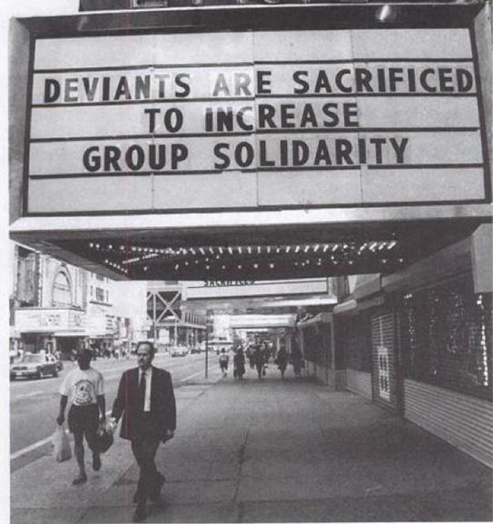 Jenny Holzer Times Square 1993