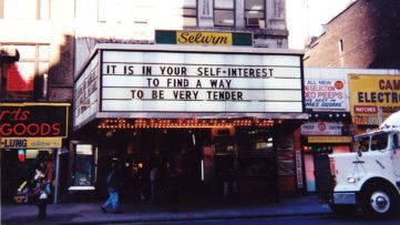 Jenny Holzer - Untitled- image via anotheryearopens.com