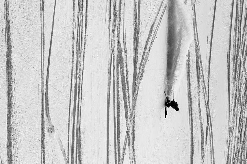 Jeremy Bernard - Steep;FWT Chamonix, 2013
