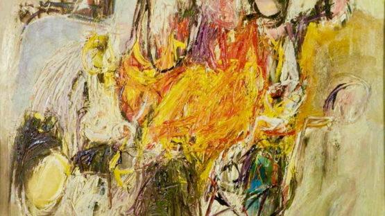 Jerry Domokur - Campfire (detail)
