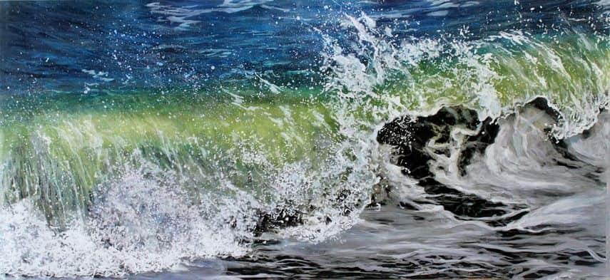 Jess Hurley Scott - Amplified, 2017