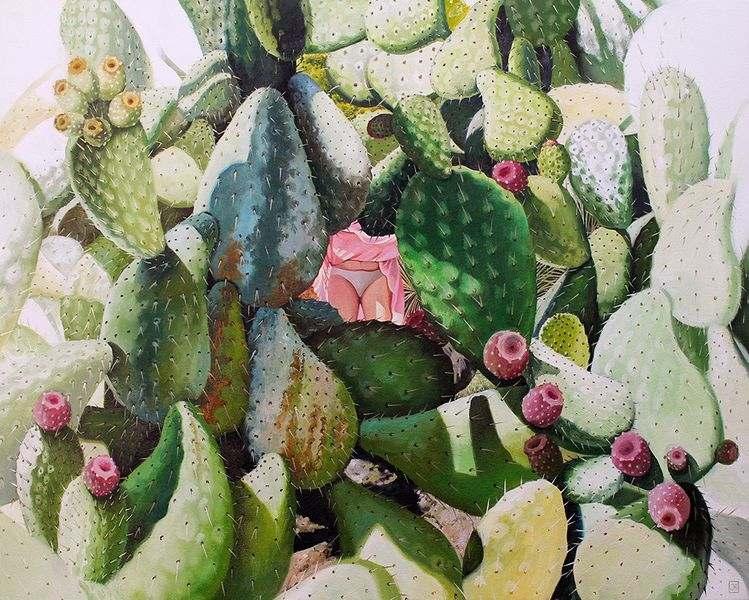 Jessica Hess - Succulent