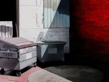 Jessica Hess - T.L. Corner (detail)