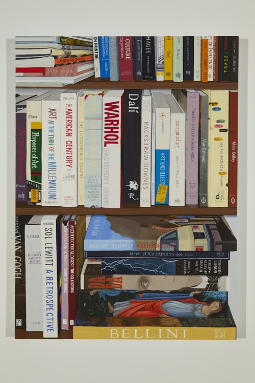 Jessica Rohrer, Book Shelf, 2010