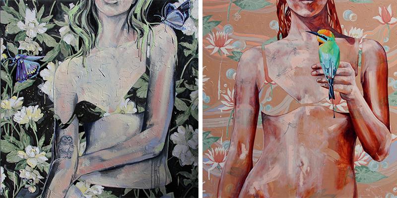 Jessica Watts - Insomniac and Birranga, 2014