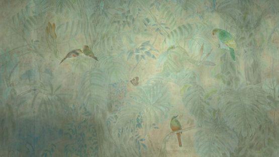 Jiang Hongwei - Birds and flowers