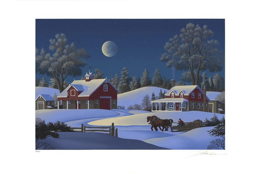 Jim Buckels - Winterset Farm
