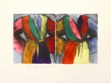 Jim Dine-Jumps Out At You-1993