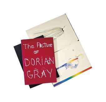 Jim Dine-The Picture of Dorian Gray-1968