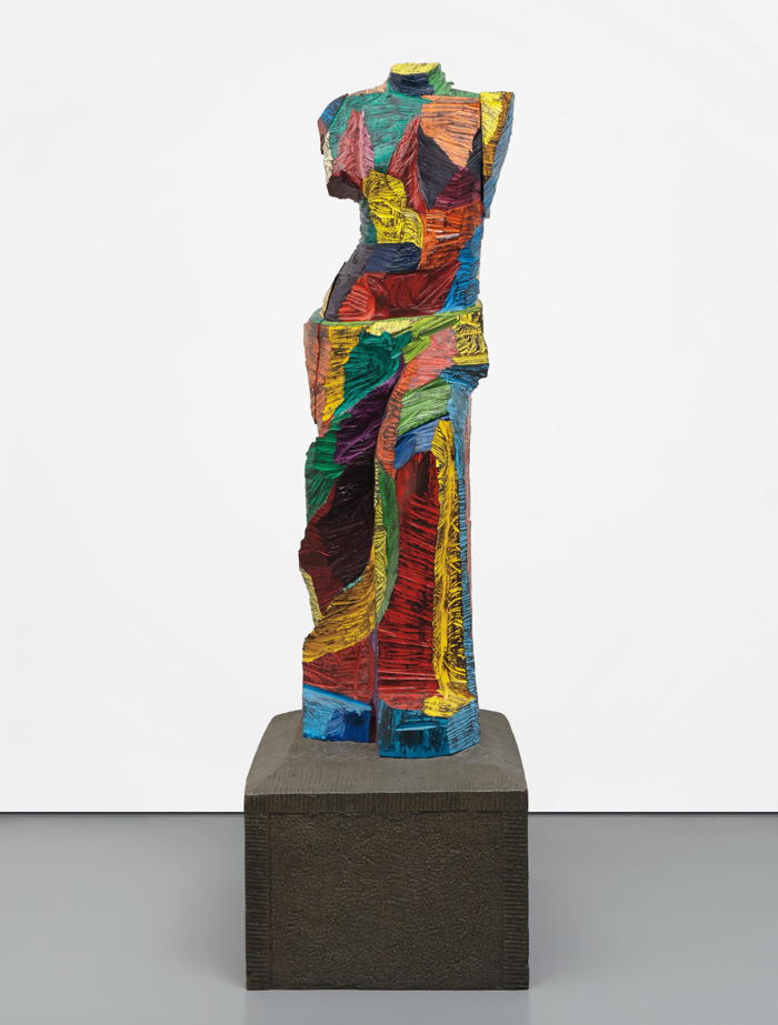 Jim Dine-Trembling for Color (Venus)-1990