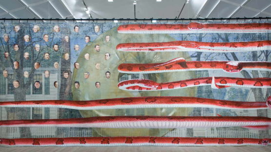 Jim Shaw, Untitled (US Presidents), 2006, Courtesy of the artist and BALTIC Centre for Contemporary Art, Gateshead