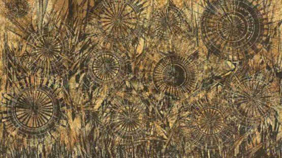 Jimmy Ernst - Sunflowers, 1982 (detail)