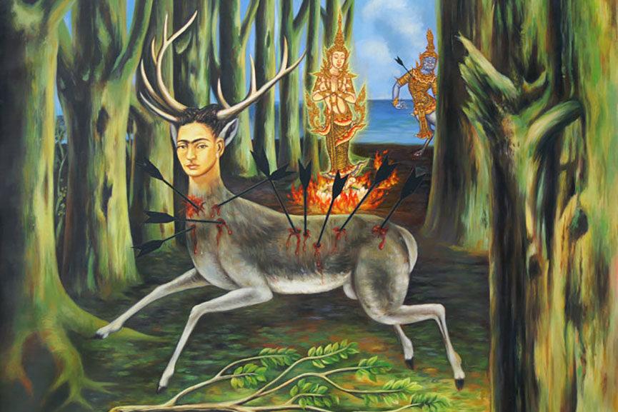 D Exhibition Bangkok : Thai contemporary artist jirapat tatsanasomboon exhibition